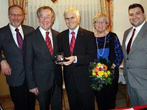 Bergkamen, Weddinghofen, SPD, Jubilarehrung, Franz Müntefering
